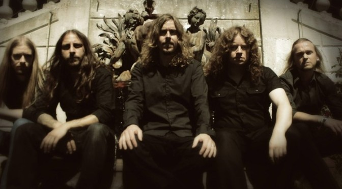 FEATURE ARTICLE>>>OPETH KEY TO PALE COMMUNION