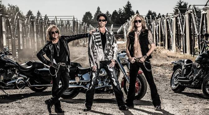 "WORLD PREMIERE: ""BACK ON MY TRAIL"" ""TURN BACK TIME"" 【REVOLUTION SAINTS】"