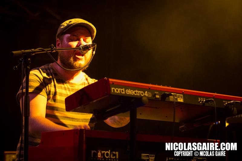 Beardfish @ Trianon, Paris | 19.09.2012