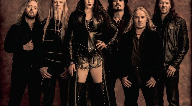 "WORLD PREMIERE: ""ELAN"" 【NIGHTWISH】"