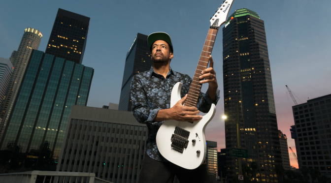 NEW DISC REVIEW + INTERVIEW 【TONY MACALPINE : CONCRETE GARDENS】
