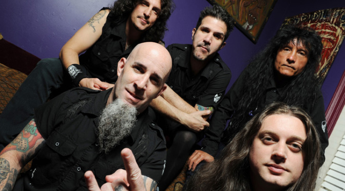 "WORLD PREMIERE: ""SOROR IRRMATOR"" 【ANTHRAX】"