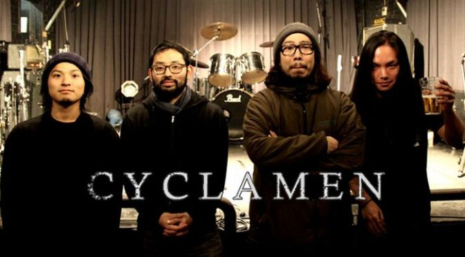 "JAPAN PREMIERE: ""DEPARTURE"" + ""HUMANISE / TALES EP REVIEW"" 【CYCLAMEN】"