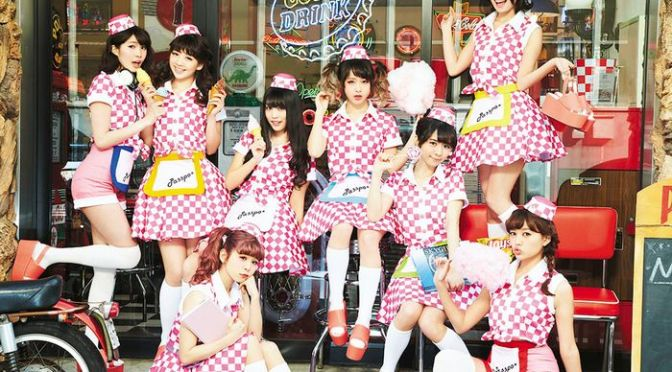 NEW DISC REVIEW + INTERVIEW 【PASSPO☆ : BEEF OR CHICKEN】