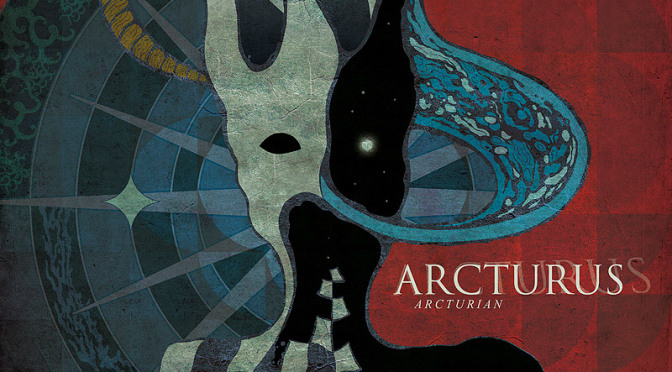 NEW DISC REVIEW + INTERVIEW 【ARCTURUS : ARCTURIAN】