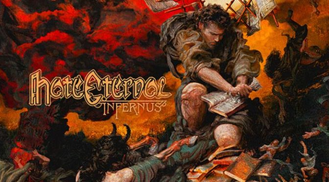"WORLD PREMIERE: ""PATHOGENIC APATHY"" 【HATE ETERNAL】"