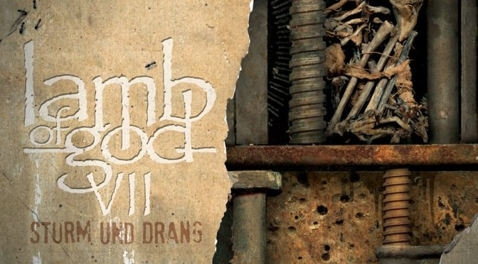 "WORLD PREMIERE: ""OVERLORD"" 【LAMB OF GOD : VII: STURM UND DRANG】"