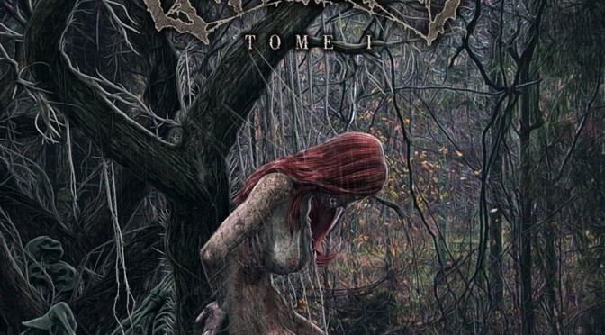 NEW DISC REVIEW + INTERVIEW 【CRYPTOPSY : THE BOOK OF SUFFERING-TOME 1】