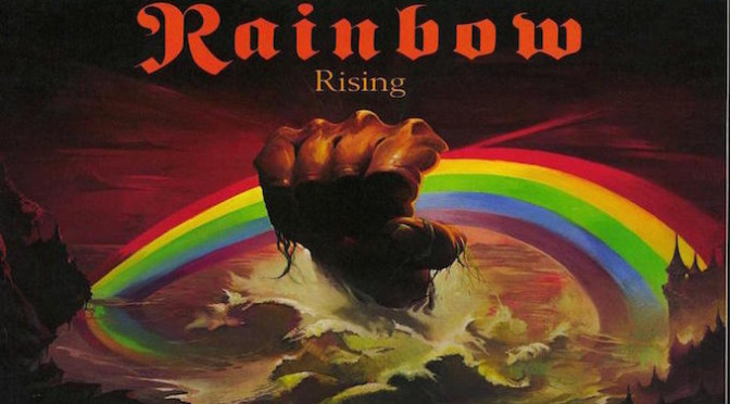 INTERVIEW WITH RONNIE ROMERO 【RITCHIE BLACKMORE'S RAINBOW】RAINBOW REUNION 2016 SPECIAL !!