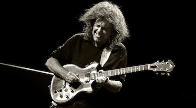 EXCLUSIVE INTERVIEW 【PAT METHENY】JAPAN TOUR 2016 SPECIAL !!
