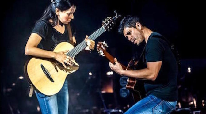 EXCLUSIVE INTERVIEW 【RODRIGO Y GABRIELA】JAPAN TOUR 2016 SPECIAL !!