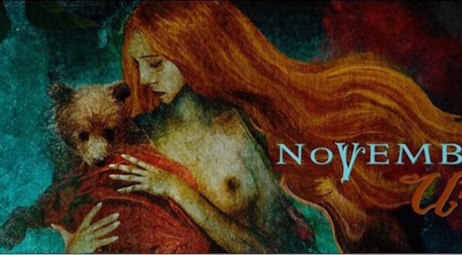 NEW DISC REVIEW + INTERVIEW 【NOVEMBRE : URSA】