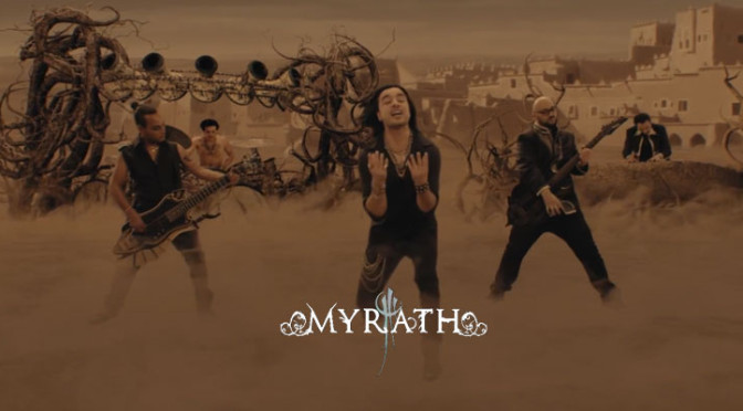 NEW DISC REVIEW + INTERVIEW 【MYRATH : LEGACY】