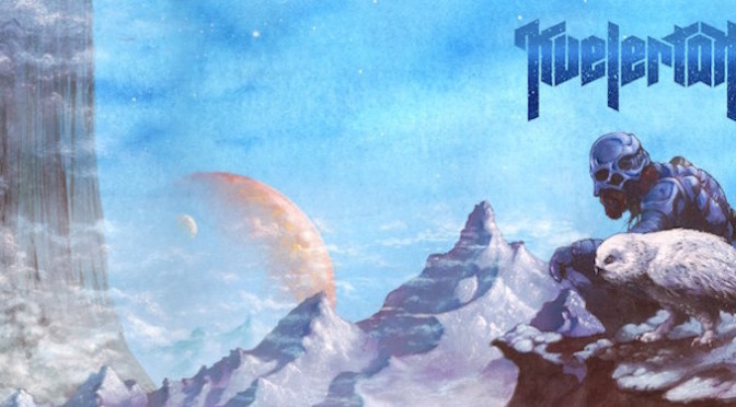 NEW DISC REVIEW + INTERVIEW 【KVELERTAK : NATTESFERD】