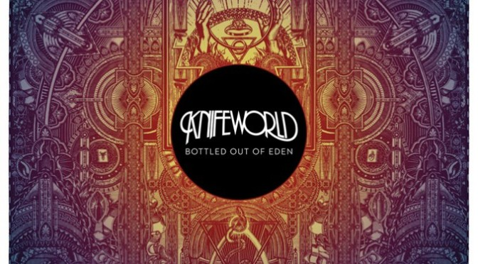 NEW DISC REVIEW + INTERVIEW 【KNIFEWORLD : BOTTLED OUT OF EDEN】