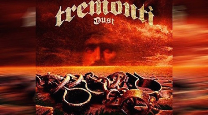 NEW DISC REVIEW + INTERVIEW 【TREMONTI : DUST】