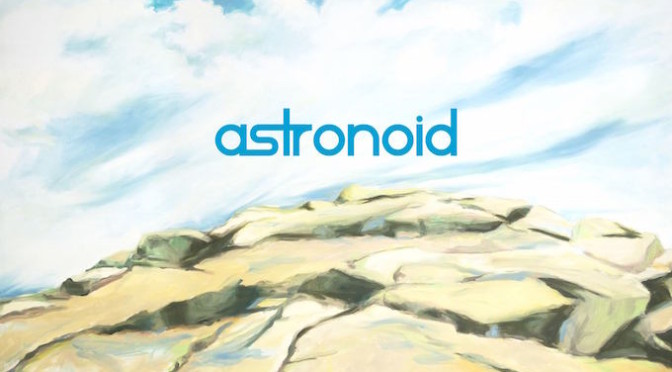 NEW DISC REVIEW + INTERVIEW 【ASTRONOID : AIR】