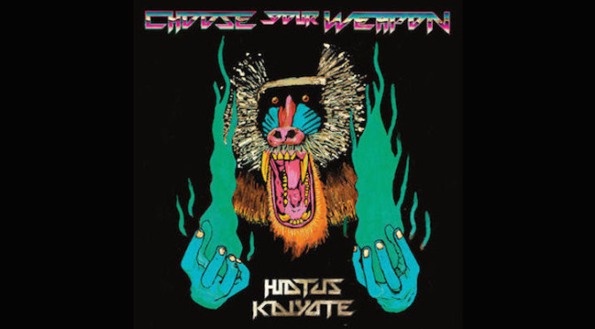 NEW DISC REVIEW + INTERVIEW 【HIATUS KAIYOTE : CHOOSE YOUR WEAPON】SUMMER SONIC 2016 Special !!