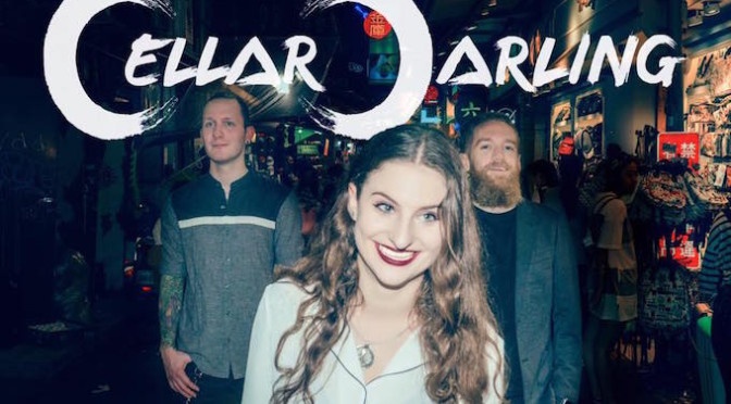 EXCLUSIVE INTERVIEW 【ANNA MURPHY : ex-ELUVEITIE, CELLAR DARLING】