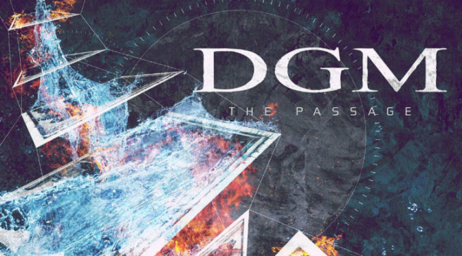 NEW DISC REVIEW + INTERVIEW 【DGM : THE PASSAGE】