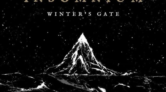 NEW DISC REVIEW + INTERVIEW 【INSOMNIUM : WINTER'S GATE】