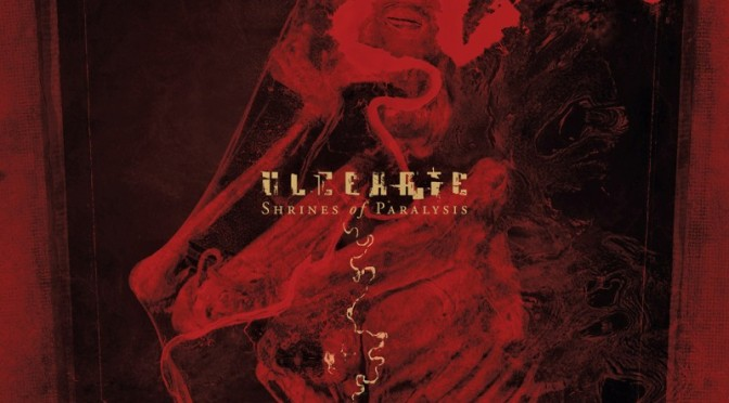 NEW DISC REVIEW + INTERVIEW 【ULCERATE : SHRINES OF PARALYSIS】