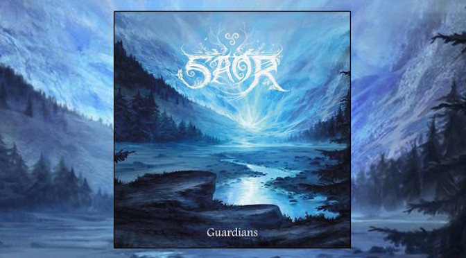 NEW DISC REVIEW + INTERVIEW 【SAOR : GUARDIANS】