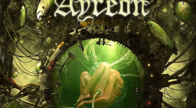 NEW DISC REVIEW + INTERVIEW 【AYREON : THE SOURCE】