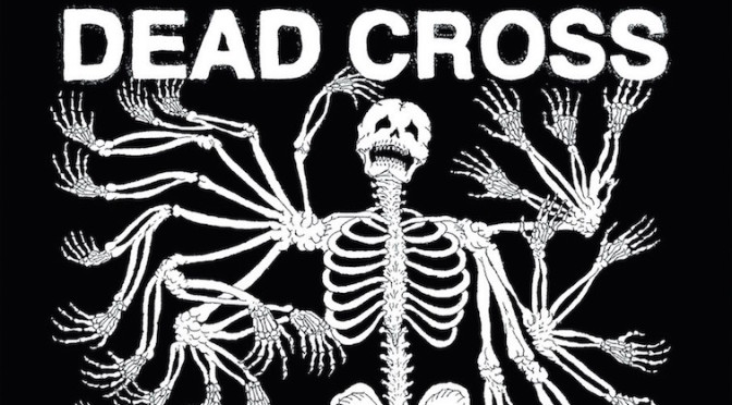 NEW DISC REVIEW + INTERVIEW 【DEAD CROSS : DEAD CROSS】