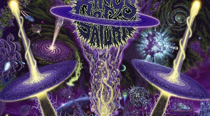 NEW DISC REVIEW + INTERVIEW 【RINGS OF SATURN : ULTU ULLA】