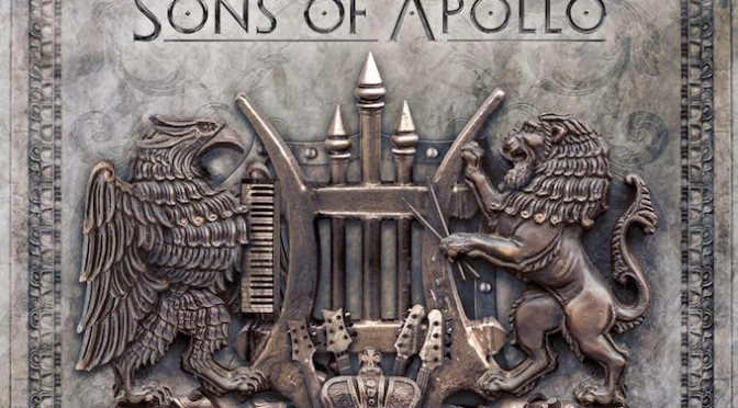 NEW DISC REVIEW + INTERVIEW 【SONS OF APOLLO : PSYCHOTIC SYMPHONY】