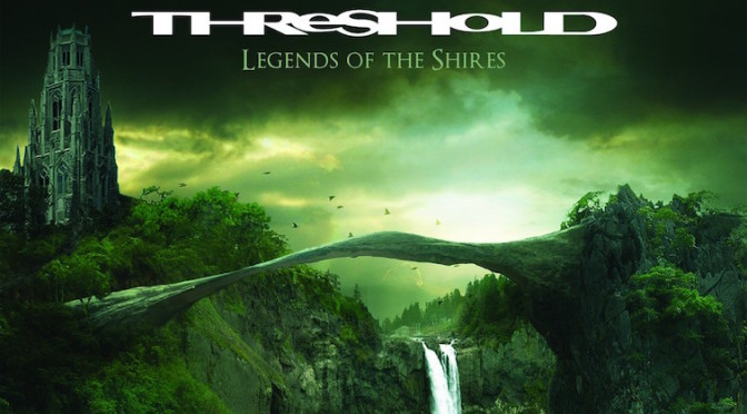 NEW DISC REVIEW + INTERVIEW 【THRESHOLD : LEGENDS OF THE SHIRES】
