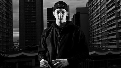 Perturbator's new EP, New Model, comes out Oct.2