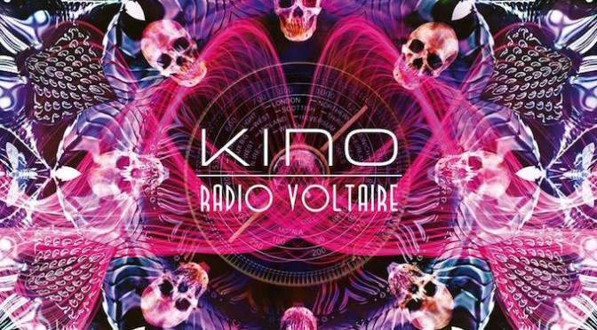 NEW DISC REVIEW + INTERVIEW 【KINO : RADIO VOLTAIRE】