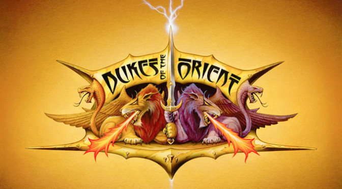 NEW DISC REVIEW + INTERVIEW 【DUKES OF THE ORIENT : DUKES OF THE ORIENT】