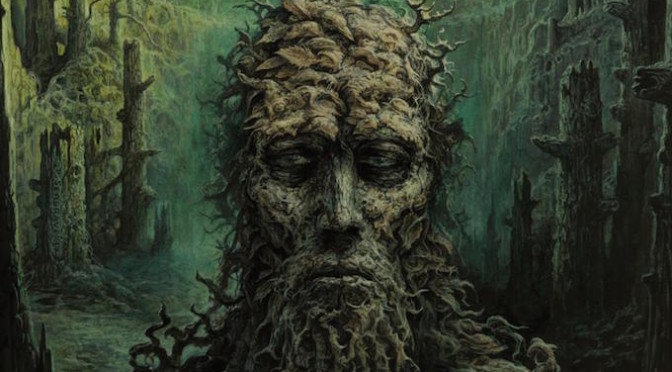NEW DISC REVIEW + INTERVIEW 【RIVERS OF NIHIL : WHERE OWLS KNOW MY NAME】