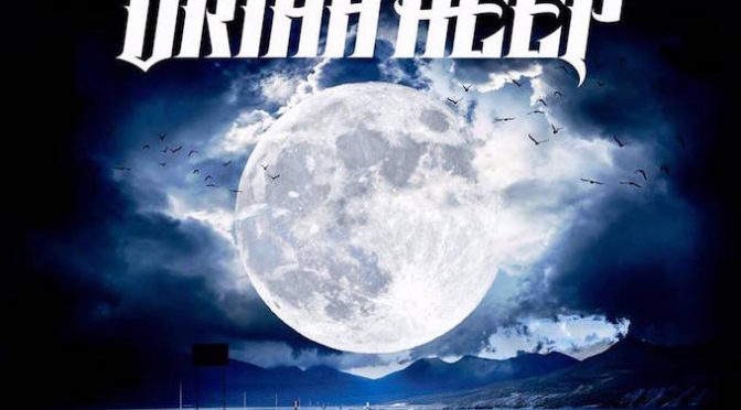 NEW DISC REVIEW + INTERVIEW 【URIAH HEEP : LIVING THE DREAM】