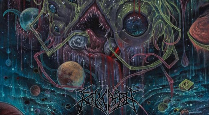 NEW DISC REVIEW + INTERVIEW 【REVOCATION : THE OUTER ONES】