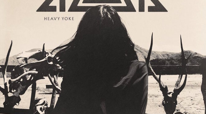 NEW DISC REVIEW + INTERVIEW 【AZUSA : HEAVY YOKE】