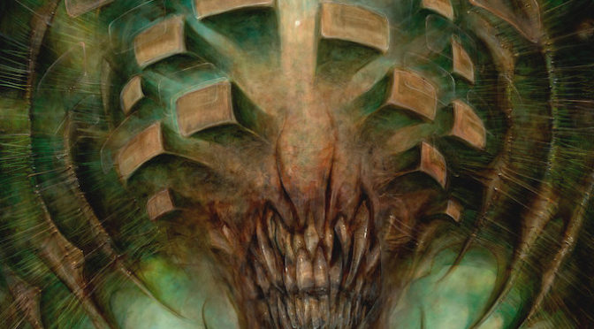 NEW DISC REVIEW + INTERVIEW 【HORRENDOUS : IDOL】