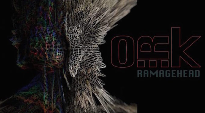 NEW DISC REVIEW + INTERVIEW 【O.R.k. : RAMAGEHEAD】