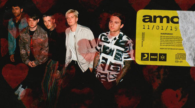 NEW DISC REVIEW + COVER STORY 【BRING ME THE HORIZON : AMO】