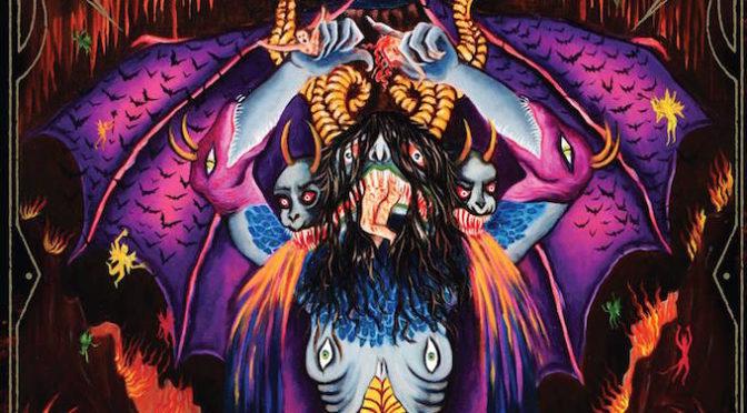 NEW DISC REVIEW + INTERVIEW 【DEVIL MASTER : SATAN SPITS ON CHILDREN OF LIGHT】