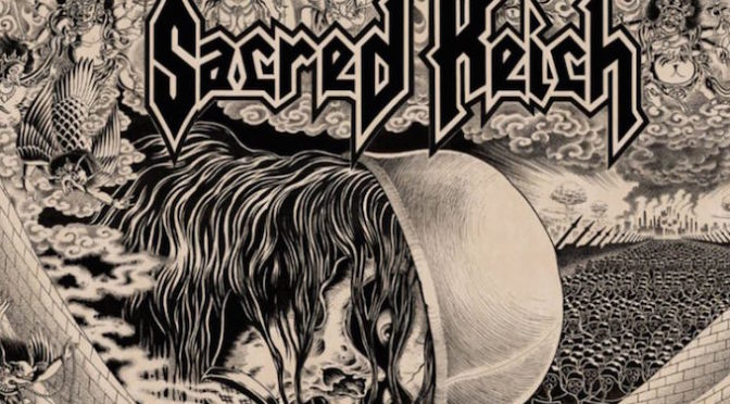 NEW DISC REVIEW + INTERVIEW 【SACRED REICH : AWAKENING】