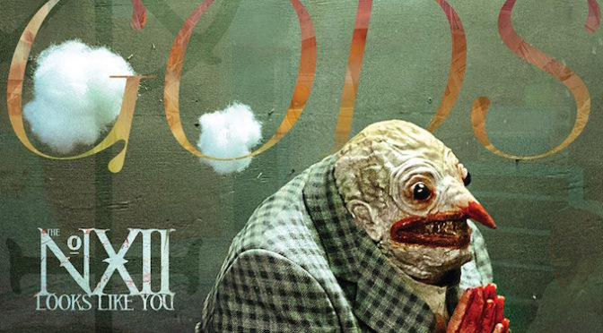 NEW DISC REVIEW + INTERVIEW 【THE NUMBER TWELVE LOOKS LIKE YOU : WILD GODS】