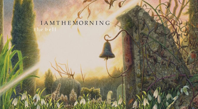 NEW DISC REVIEW + INTERVIEW 【IAMTHEMORNING : THE BELL】