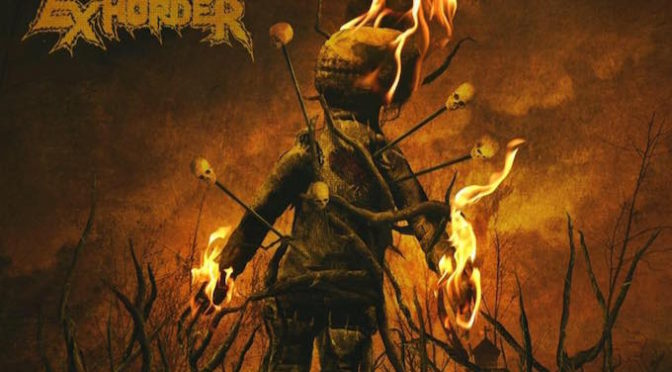 NEW DISC REVIEW + INTERVIEW 【EXHORDER : MOURN THE SOUTHERN SKIES】