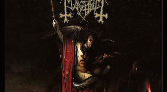 NEW DISC REVIEW + INTERVIEW 【MAYHEM : DAEMON】