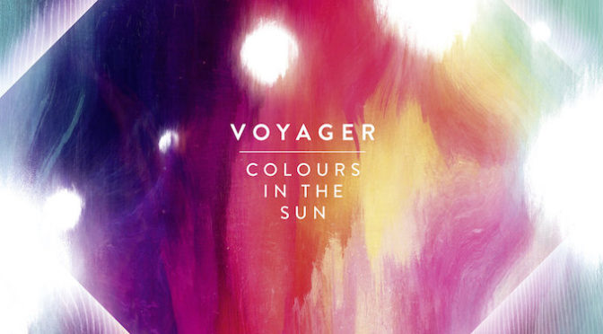 NEW DISC REVIEW + INTERVIEW 【VOYAGER : COLOURS IN THE SUN】