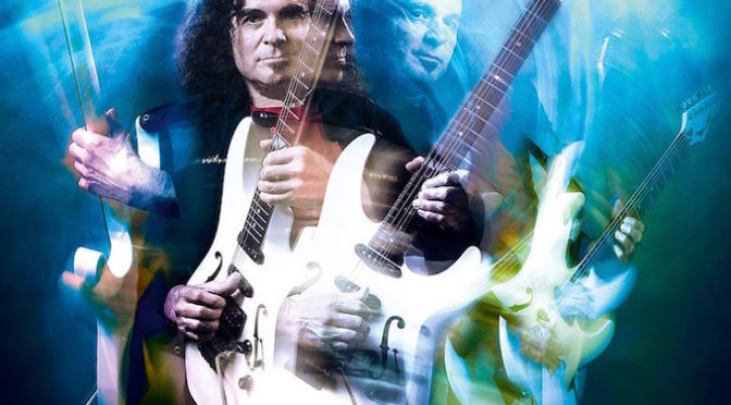 NEW DISC REVIEW + INTERVIEW 【VINNIE MOORE : SOUL SHIFTER】